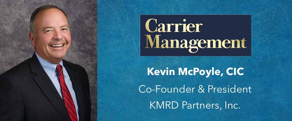 Kevin McPoyle Carrier Management