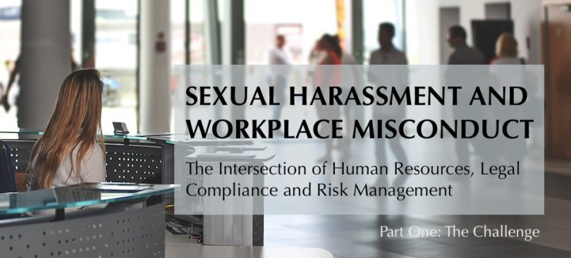 sexual harassment consulting