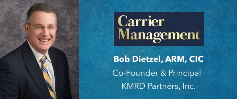 Bob Dietzel Carrier Management