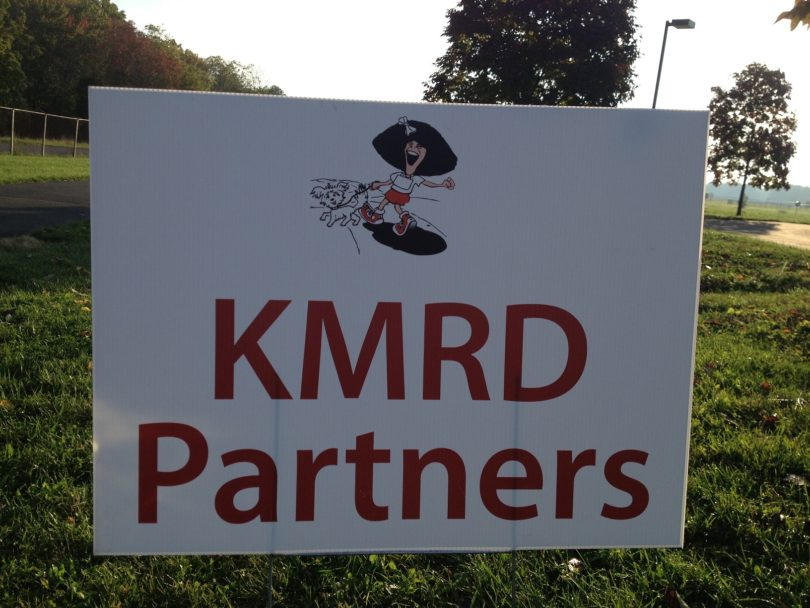 KMRD Supports Gilda's Club