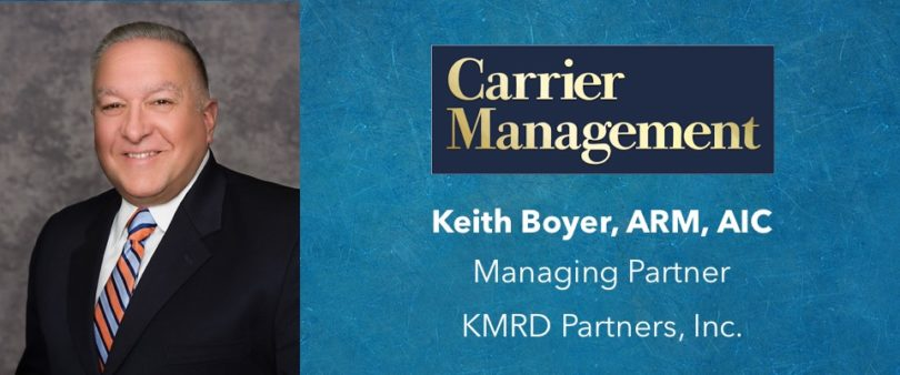 Keith Boyer Carrier Management