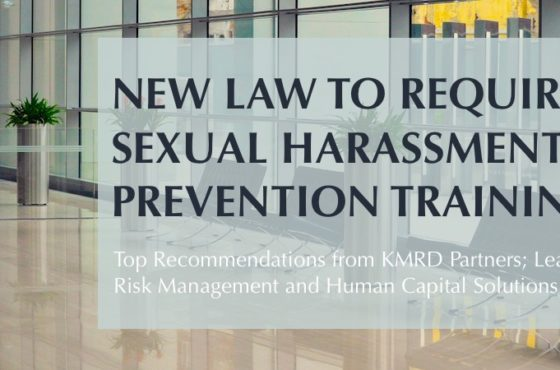 Sexual Harassment Prevention Training Program